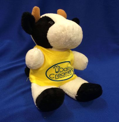 UDairy Creamery plush cow