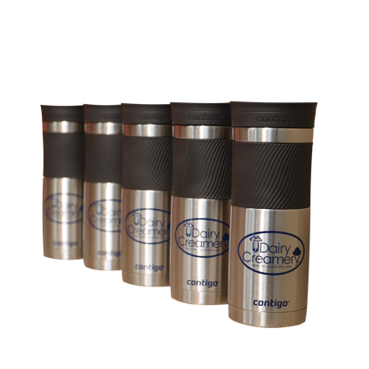 Photo of 20 ounce stainless steel coffee travel mug