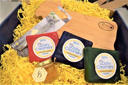 Picture of DE-luxe UDairy Cheese Gift Box