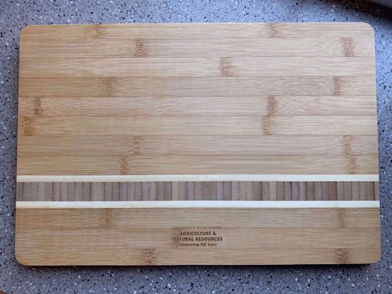 Picture of Two-Tone Bamboo Cheese Board