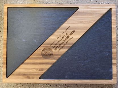 Picture of Slate Bamboo Cutting Board